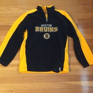 Other - NEVER WORN! Kids Large Bruins Sweater